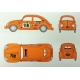 Gulf decals for VW Beetle Mitoos
