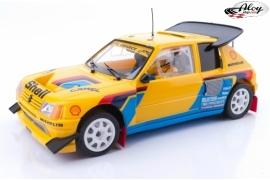 Peugeot 205 T16 Evo 2 Edición Especial Mas Slot Competición