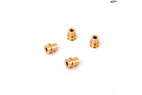 Cojinetes latón con separador de 4 mm