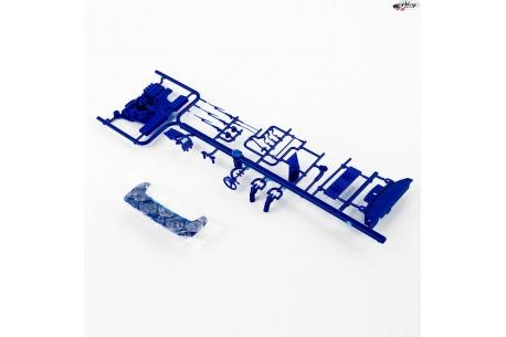 Set pieces Evo2 Blue Competición