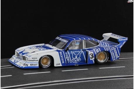 Ford Capri Zakspeed Gr. 5 ganador Nurburgring DRM 1982