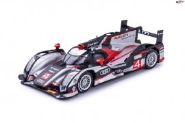 Audi R18 Ultra nr. 4 third Le Mans 2012