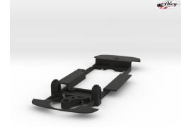 3DP SLS chassis for Alfa Romeo GTV Gom