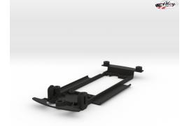 3DP SLS slim chassis for Porsche 914 SRC
