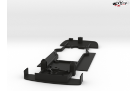 3DP SLS chassis for Porsche 911 GT1 Evo 97 Fly