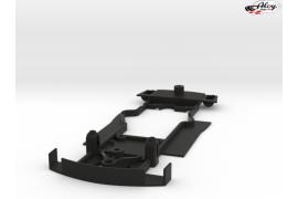 3DP SLS chassis for Mercedes C-Klasse DTM Ninco
