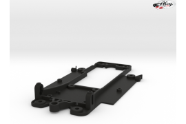 3DP SLS chassis for Audi R8 LMS GT3 SCX