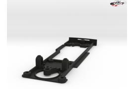 Chasis 3DP SLS Slot.it IL y SW para Ferrari GT330 de Scalextric