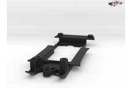 Chasis 3DP SLS Slot.it IL y SW para Ford Capri LV de SRC