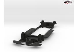 Chasis 3DP SLS Slot.it para Ford Escort MK I Superslot