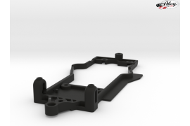 Chasis 3DP SLS Slot.it para Ferrari 288 GTO Scalextric