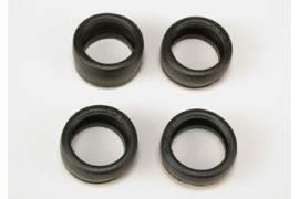 Tire rubber 18x8mm. Ultragrip tire 17 mm.