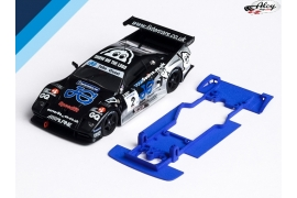 3DP SLS chassis Slot.it Ferrari F40 Fly