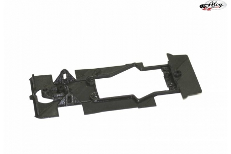 Chassis 3DP EVO for Alfa 155 V6 Ti Slot.it ready for Slot.it motor mount