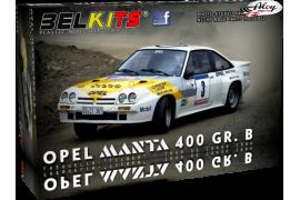 Kit 1/24 Opel Manta 400 Gr. B Tour de Corse 1984