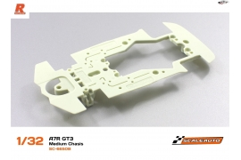 Chasis R Medium para Corvette C7R Scaleauto