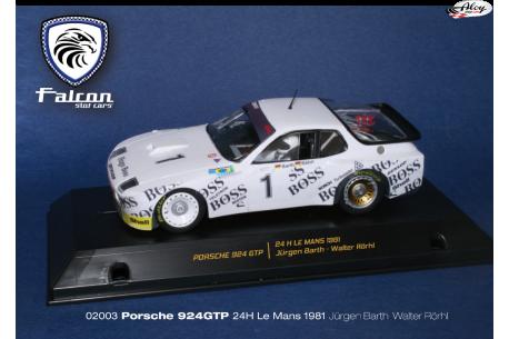 Porsche 924 GTP nr. 1 Le Mans 1981