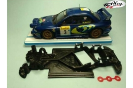 Chasis Angular Race Soft 2018 Subaru MSC/SCaleauto