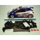 Angular Race Soft chassis 2018 Peugeot 207 Avant Slot