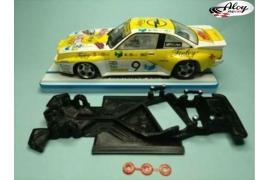 Angular Race Soft chassis 2018 Skoda Fabia WRC SCX