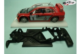 Angular Race Soft chassis 2018 Peugeot 307 WRC Ninco
