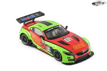 BMW Z4 GT3 nr. 36 Silverstone 2012