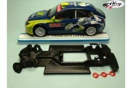 Chasis Race Soft Lineal 2018 Peugeot 207 Avant Slot
