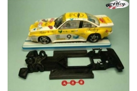 In-line Race Soft chassis 2018 Peugeot 208 Scaleauto