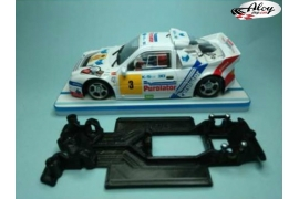In-line Race Soft chassis 2018 Ford RS200 MSC