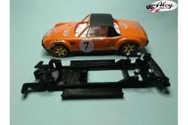 Chasis lineal black Porsche 914 SRC