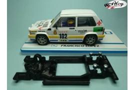 Chasis lineal black Seat Panda SCX