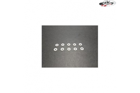 "Spacers 1 mm. for axles 3/32"" (2,38 mm.)"