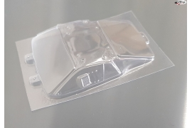 Lexan glass for Lancia 037 Ninco