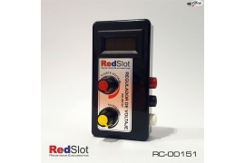 Red Slot Rally Slot voltage and brake regulator