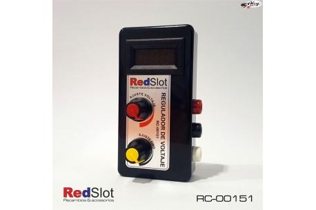 Red Slot Rally Slot voltage and brake regulator