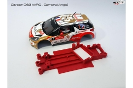 Anglewinder angular chassis Citroën DS3 WRC Carrera