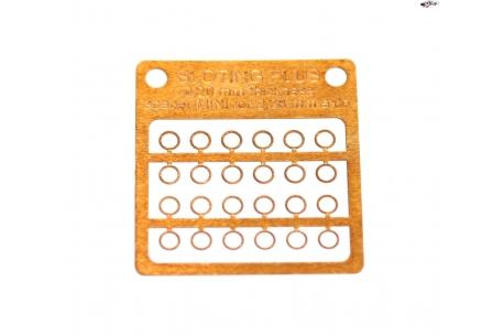 Separador de bronce Mini 0,20 mm.