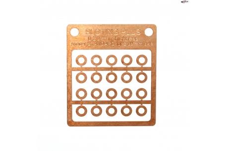 Separador de bronce Standard 0,20 mm.