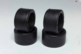 Neumatico Black Pat 17.1 x 9.5 mm
