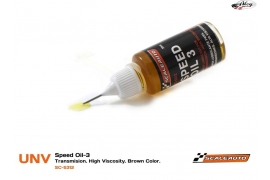 Aceite Speed Oil 3 color Miel