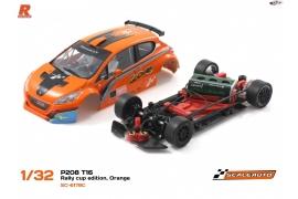 Peugeot 208 T16 Cup orange AW