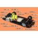 Nissan R390 GT1 nr. 21 Test Le Mans 1997