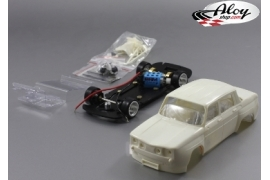 Renault 8 Gordini Kit Blanco