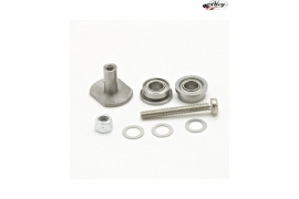 Bearings and shaft for MB control trigger