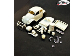 VW Baja Bug HD detailed resin body