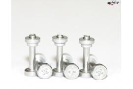 Tornillos suspensión estándar aluminio L