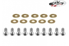 Allen 1.3 mm. screws for motor fixation