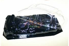 Interior y cristales lexan Renault Clio Rally NSR