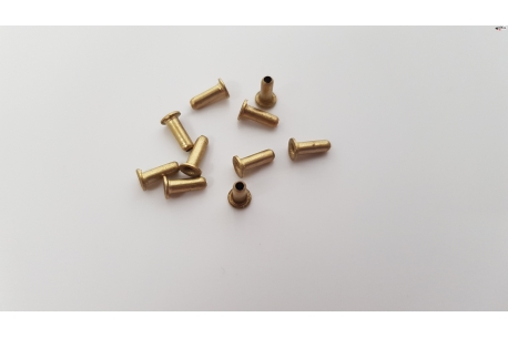 Eyelets for motor wire 1,75 mm.