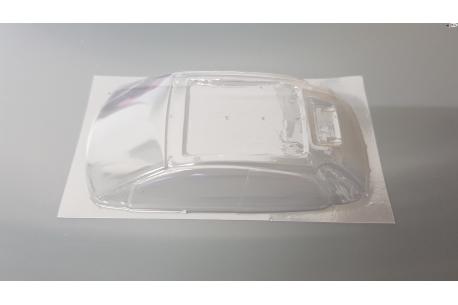 Glass lexan Ford Fiesta S2000
